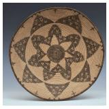 Havasupai Native American Basketry Tray