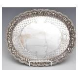Tiffany & Co. Sterling Silver Salver
