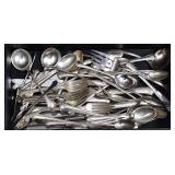 Partial Sterling Silver Towle Flatware