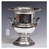Silverplated Ice Bucket