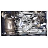 Sterling Silver International Partial Set Flatware