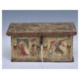 Italian Embossed Vellum Box