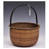 Nantucket Handled Basket