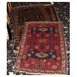 Group of Belouch Carpets