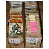 Group of Comic Books (550)
