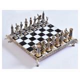 La Bottega del Vasari Chess Set