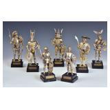 La Bottega del Vasari Figures