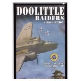 Autographed Doolittle Raiders Poster