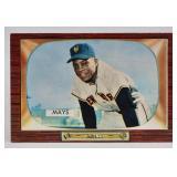 1955 Bowman Partial Baseball Card Set