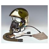 Soviet Mig Fighter Pilot Helmet