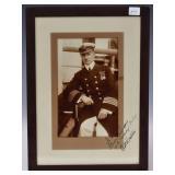 A.H. Rostron Signed Photo (Titanic Rescue)