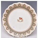 White Star Line Plate (Titanic)