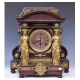 """Ansonia """"Senator"""" Mantel Clock"""