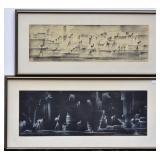 Wassil Lanoff Engravings