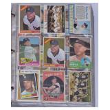 Group of Postwar Baseball Cards