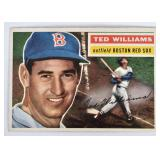 1956 Topps Baseball Card Set