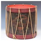 Regimental Style Drum
