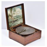 Kalliope Disk Music Box