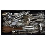 Gorham Sterling Silver Partial Flatware Set