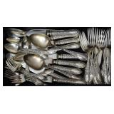 Watson Sterling Silver Partial Set of Flatware