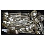 Rogers Sterling Silver Partial Set of Flatware
