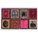 Group of 4 Cased Images