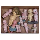 Kewpie Doll Collection (10)