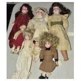 Seven Dolls