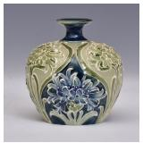 Moorcroft Florian Cornflower Vase