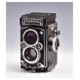 Rolleiflex 3.5 Planar Xenotar Camera