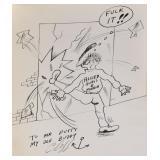 H. C. Westerman sketches