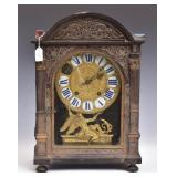 French Boulle Bracket Clock