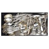 Towle Partial Sterling Silver Flatware Set