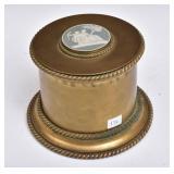Bronze Dresser Box