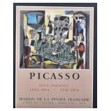 Pablo Picasso Exhibition Posters (2)