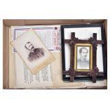 Box of Civil War Related Ephemera