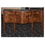 Federal Style Inlaid Sideboard