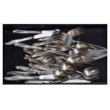 Reed & Barton Partial Set Sterling Silver Flatware