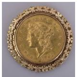 1902-S Liberty Head $20 Gold Coin