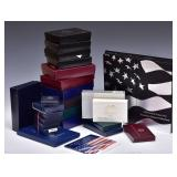 Commemorative Boxed Coin Sets