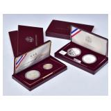 US Mint 1988 Olympic Coins