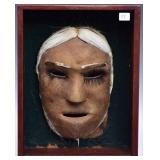 Inuit Hide Mask