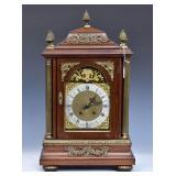 George III Style Bracket Clock