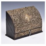 Black Starr & Frost Letter Box