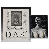 Salvador Dali Exhibition Catalogues (2)