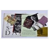 Salvador Dali Exhibition Catalogues (5)