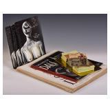 Salvador Dali Exhibition Catalogues
