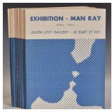 Man Ray Exhibition Catalogues (37)