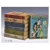 Group of Oz Books (8)