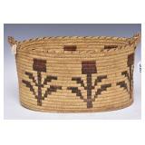 Papago Two Handled Basket